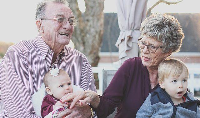 Obbligo di mantenimento dei nonni